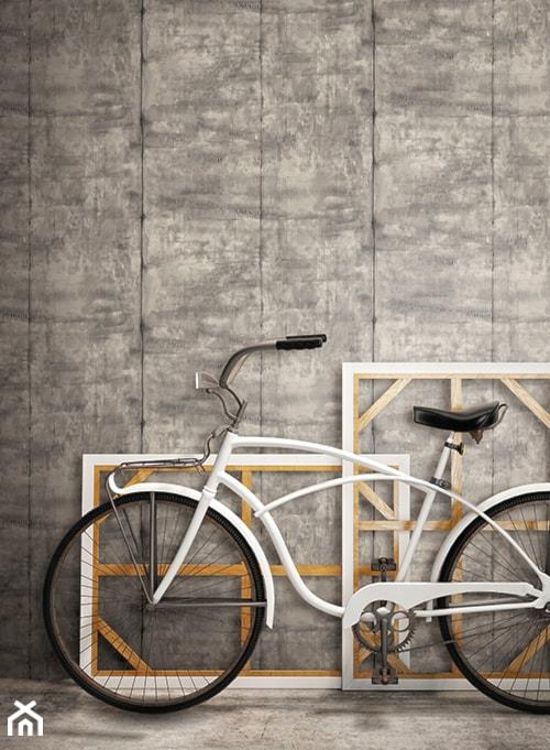 Tapeta Imitacja Betonu Z Kolekcji Urban Chic Marki York Zdjęcie Od