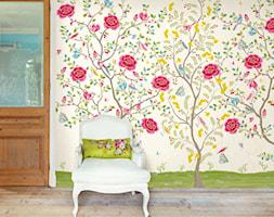 Farba Kwitnąca Magnolia - projekty i wystrój wnętrz