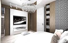 projektowanie sypialni - zdjęcie od ARTDESIGN architektura wnętrz