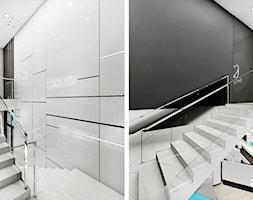 nowoczesne+bia%C5%82e+schody+w+klinice+stomatologicznej+-+zdj%C4%99cie+od+ARTDESIGN+architektura+wn%C4%99trz