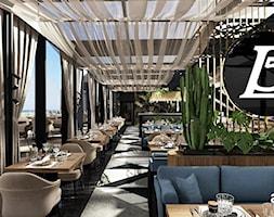 Eleganckie wnętrze restauracji - zdjęcie od ARTDESIGN architektura wnętrz - Homebook