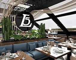 Restauracja - lounge bar - zdjęcie od ARTDESIGN architektura wnętrz - Homebook