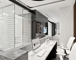 Nowoczesne wnętrze kliniki - zdjęcie od ARTDESIGN architektura wnętrz - Homebook