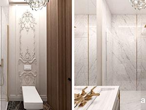 wyszukana aranżacja łazienki - zdjęcie od ARTDESIGN architektura wnętrz