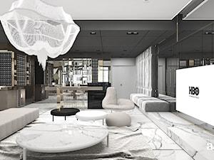 GOLDFINGER   Wnętrza apartamentu