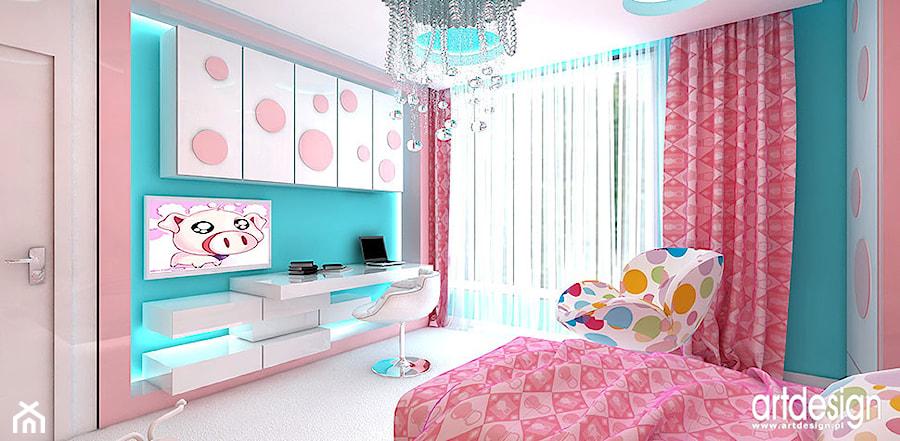 pokoje dla dzieci zdjęcie od artdesign architektura