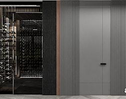 Hol i wejście do winiarni - zdjęcie od ARTDESIGN architektura wnętrz - Homebook