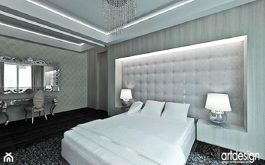 Sypialnia Goscinna Projekty Wnetrza Zdjecie Od Artdesign