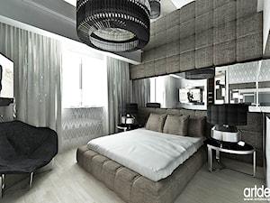 luksusowa sypialnia - projekty