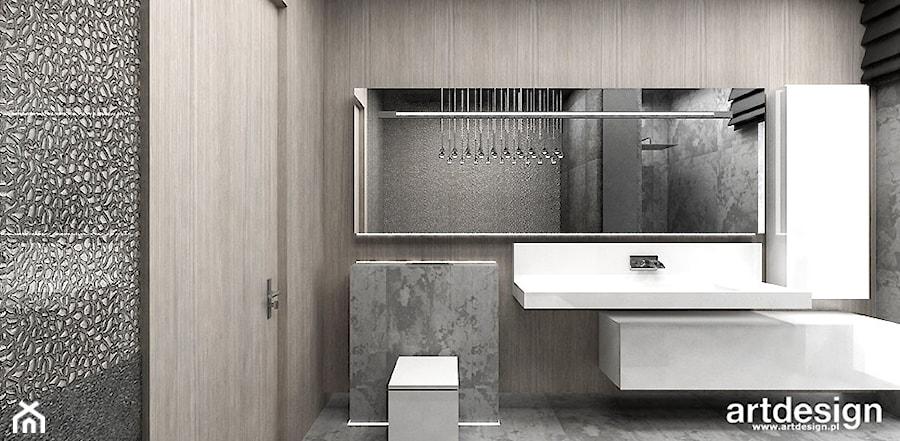 Nowoczesne Wnętrza łazienek Zdjęcie Od Artdesign Architektura
