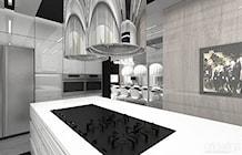 projektowanie nowoczesnej kuchni - zdjęcie od ARTDESIGN architektura wnętrz