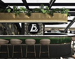 Projekt baru w restauracji - zdjęcie od ARTDESIGN architektura wnętrz - Homebook
