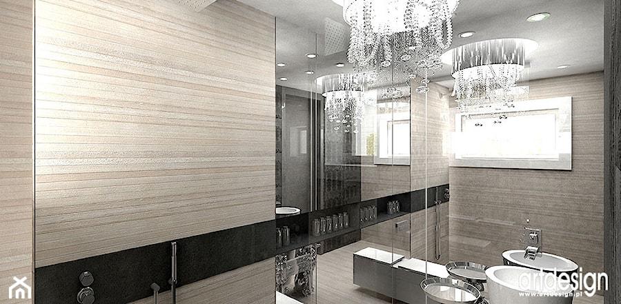 luksusowe wnętrza �azienek zdjęcie od artdesign