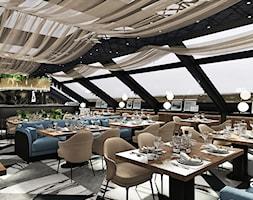 Aranżacja kawiarni - zdjęcie od ARTDESIGN architektura wnętrz - Homebook