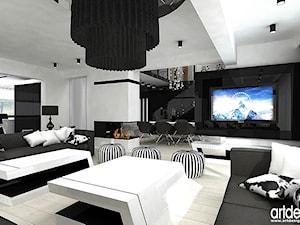 ONYX wnętrza nowoczesnego domu