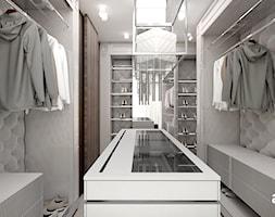 projekt garderoby - zdjęcie od ARTDESIGN architektura wnętrz