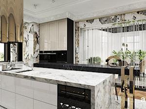piękna kuchnia - zdjęcie od ARTDESIGN architektura wnętrz