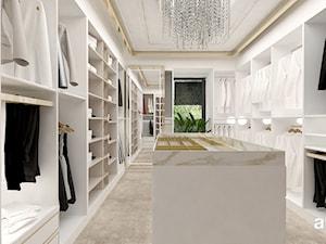 stylowa garderoba - zdjęcie od ARTDESIGN architektura wnętrz