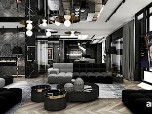 WORK HARD, DREAM BIG   I   Wnętrza apartamentu