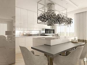 projekt kuchni - inspiracje - zdjęcie od ARTDESIGN architektura wnętrz