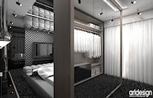 projektowanie garderoby przy sypialni - zdjęcie od ARTDESIGN architektura wnętrz