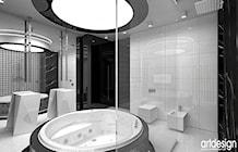 projekty luksusowych łazienek - zdjęcie od ARTDESIGN architektura wnętrz