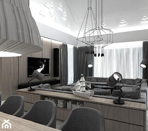 Aran acja salonu zdj cie od artdesign architektura wn trz for Salon de ja