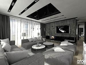 LUXURY DESIGN. Wnętrza luksusowego domu.