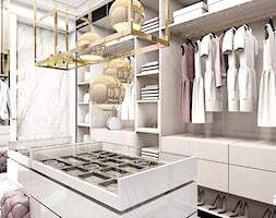 IT IS LIKE OXYGEN | III | Wnętrza domu - Średnia garderoba, styl nowoczesny - zdjęcie od ARTDESIGN architektura wnętrz