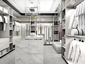IT IS LIKE OXYGEN | II | Wnętrza domu - Duża zamknięta garderoba, styl nowoczesny - zdjęcie od ARTDESIGN architektura wnętrz