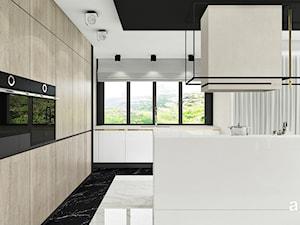 nowoczesna kuchnia - zdjęcie od ARTDESIGN architektura wnętrz