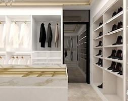 garderoba marzeń! - zdjęcie od ARTDESIGN architektura wnętrz