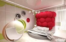 projektowanie pokoju dziecięcego - zdjęcie od ARTDESIGN architektura wnętrz
