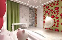 Zdjęcie: projekt pokoju dla dziewczynki