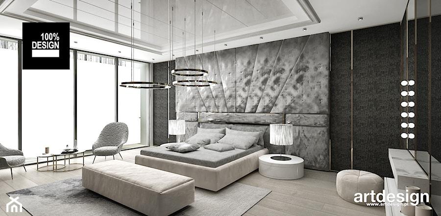 Duża Sypialnia W Rezydencji Zdjęcie Od Artdesign