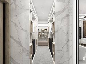 PERFECT MATCH | II | Wnętrza domu - Mała garderoba przy łazience, styl nowoczesny - zdjęcie od ARTDESIGN architektura wnętrz
