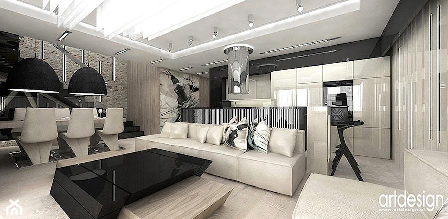 Oh La La Wnętrza Apartamentu Projekt Wnętrza Mieszkalnego