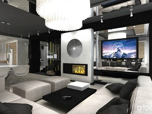 CREATIVE  - wnętrza domu.