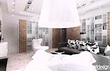 projekt wnętrz apartamentu - zdjęcie od ARTDESIGN architektura wnętrz