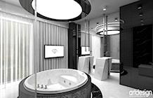 projekt luksusowej łazienki - zdjęcie od ARTDESIGN architektura wnętrz