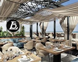 Restauracja na dachu hotelu - zdjęcie od ARTDESIGN architektura wnętrz - Homebook