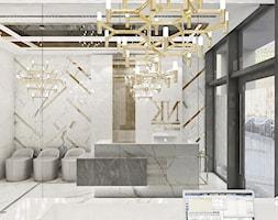 Luksusowa aranżacja gabinetu medycznego - zdjęcie od ARTDESIGN architektura wnętrz - Homebook
