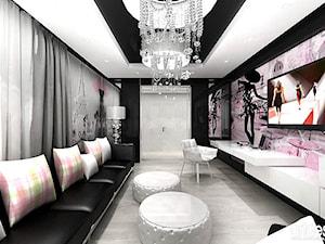 pokój młodzieżowy - projekty - zdjęcie od ARTDESIGN architektura wnętrz
