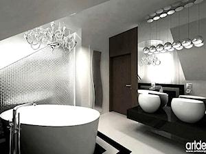 projektowanie łazienek - zdjęcie od ARTDESIGN architektura wnętrz