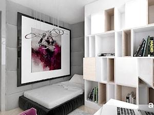 pokój dla nastoletniej dziewczyny - zdjęcie od ARTDESIGN architektura wnętrz