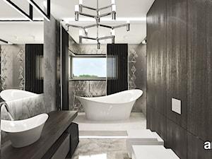 oryginalna aranżacja łazienki - zdjęcie od ARTDESIGN architektura wnętrz