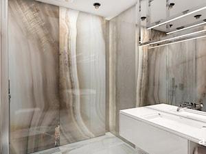 elegancka łazienka - zdjęcie od ARTDESIGN architektura wnętrz