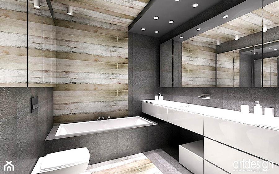 Aranżacje łazienek Zdjęcie Od Artdesign Architektura