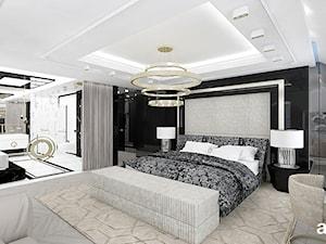 HIGH LIFE   II   Sypialnia z łazienką i garderobą