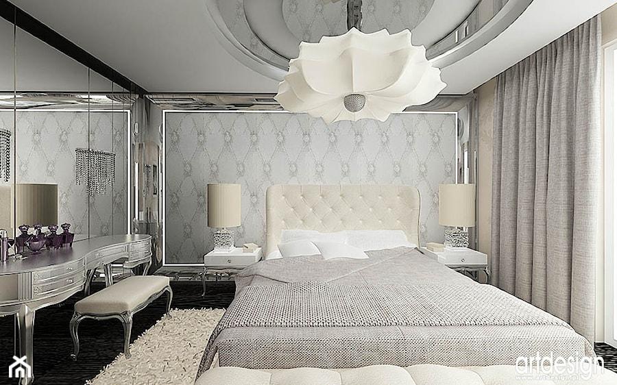 Aranżacja Sypialni Projekty Zdjęcie Od Artdesign